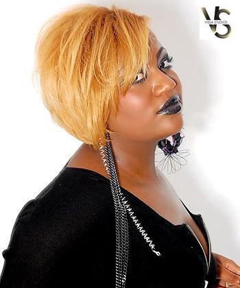 honey blonde hair on black women | International Hairstyle