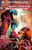 Os Novos 52! Lanternas Vermelhos #17