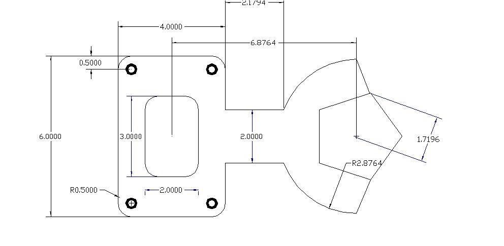 Autocad | Programa de diseño asistido por ordenador en 2D y 3D | Ejercicios