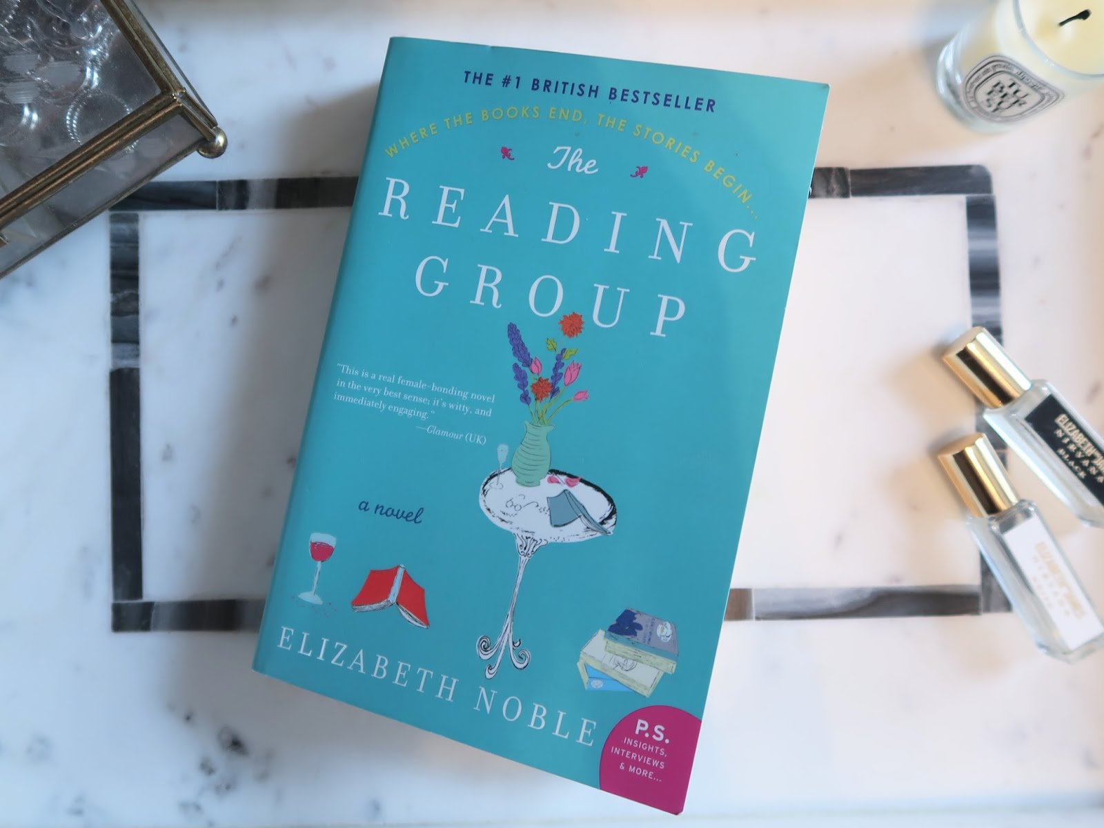The Reading Group Elizabeth Noble book review