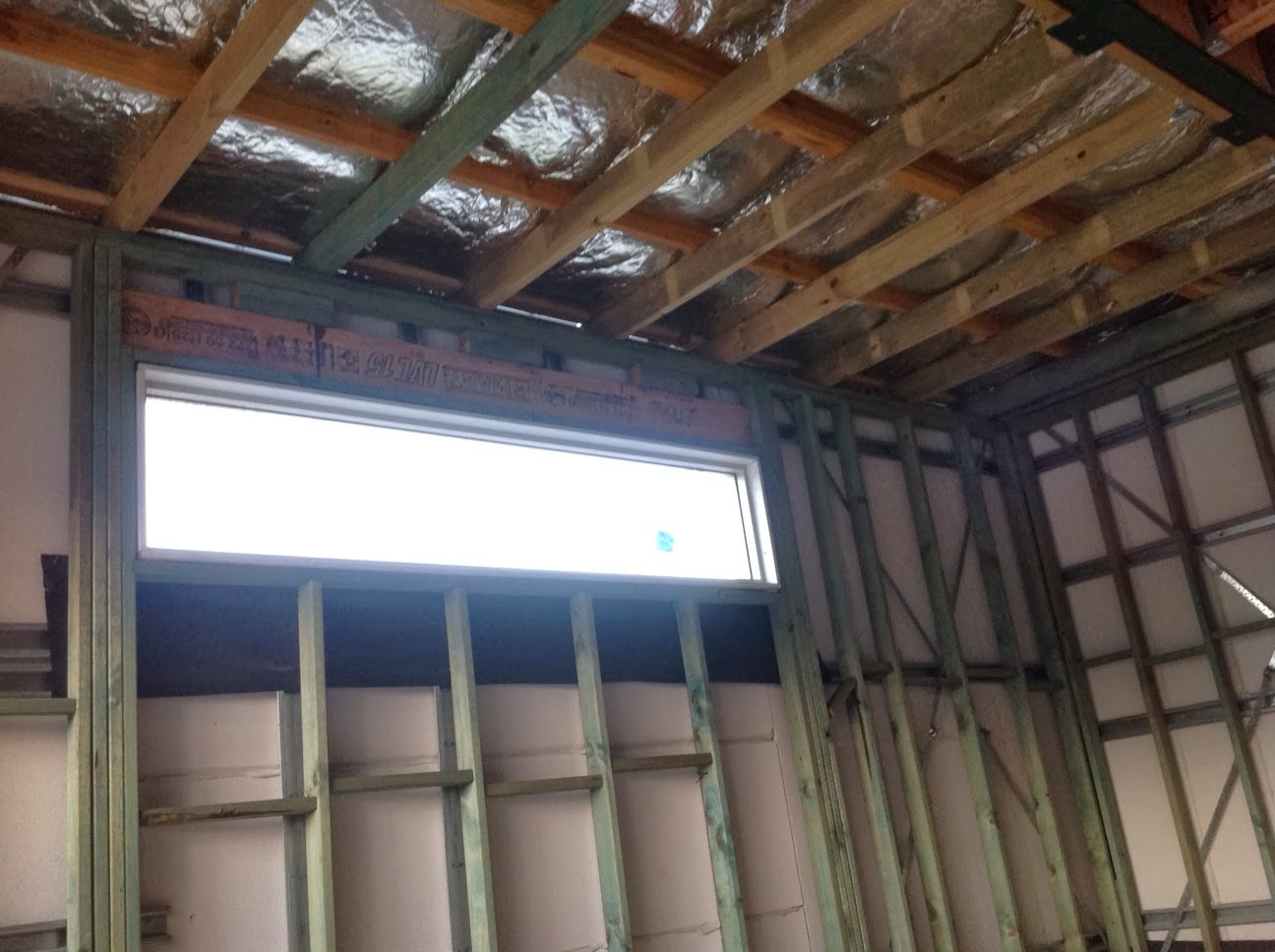 ... Flat Tray Deck Roof At 2 Degree Pitch Over Part Of Garage (see Photos  Of Inside And Outside Of Garage), Front Entry Door, And (5) And Some  Clearing Of ...