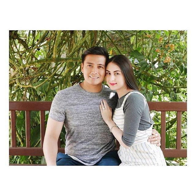 Meet Alfred Vargas' Lucky Charm, His Beautiful Wife Yasmine Espiritu.