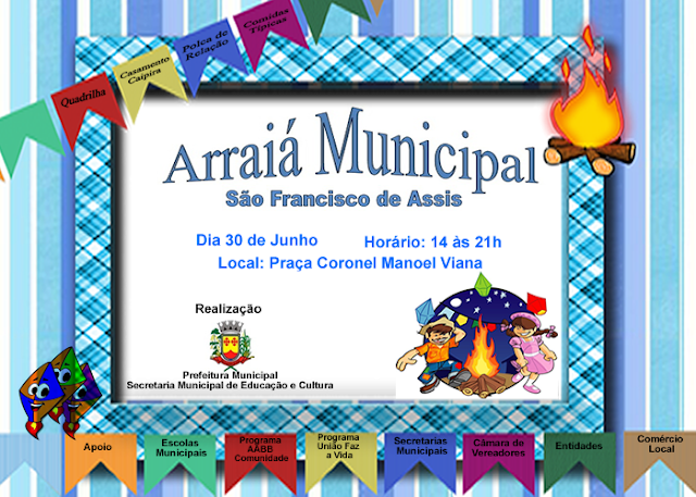 ARRAIÁ MUNICIPAL