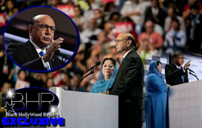 BHR Recognizes Mr. And Mrs Khizr Khan A Muslim Family Who Spoke Out For Everybody At The DNC Convention