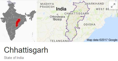 How to Search Aadhaar Bank Enrolment Center in Chhattisgarh