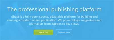 Ghost: 9 Best Tumblr Alternatives: Best Sites Like Tumblr to Boost Blogging: eAskme