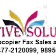 Creative Solutions – Printer Photocopier Fax Sales and Services, Refilling Laser Inkjet Cartridges – Canon Epson HP Konica Minolta Kyocera