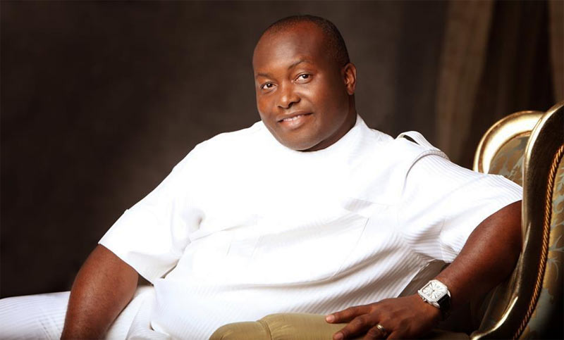 I did not tell people to donate money on Facebook - Ifeanyi Ubah
