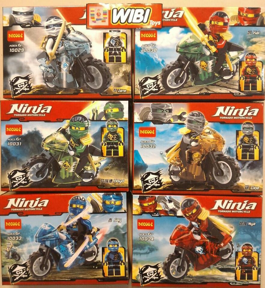 Inilah 27 Gambar Motor Ninja Lego Ninjago