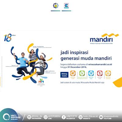 Event Wirausaha Muda Mandiri (WMM) 2016