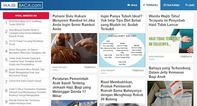 7 Situs Berita Indonesia yang Populer dan Bisa Dipercaya