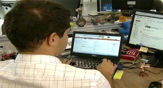 Seleção tem salários de até R$ 3,5 mil para programador e analista de sistemas