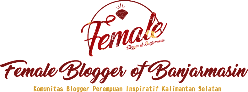 Female Blogger of Banjarmasin
