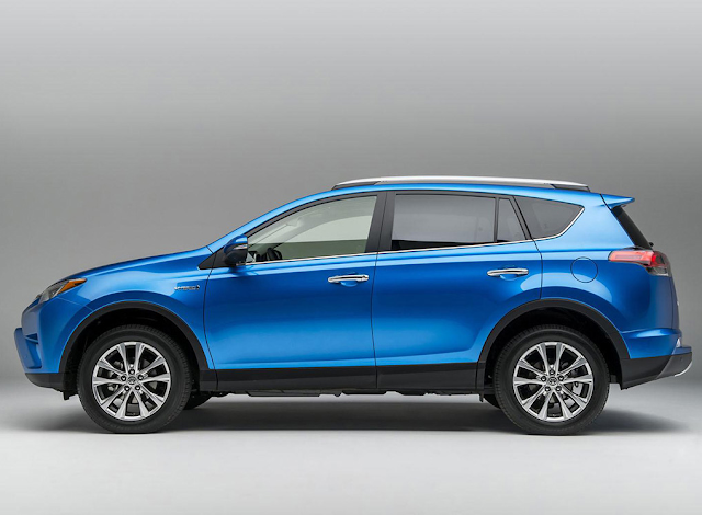 2018 Toyota RAV4 Hybrid Reviews