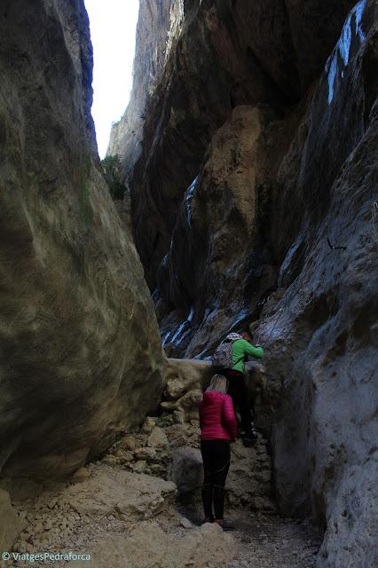 Matarranya, Beseit, els Ports, Terol, Aragó, ruta senderista