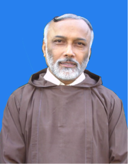 BROTHER MICHAEL CAPUCHIN INDIA: Fr  Santhosh Menezes OFM Cap