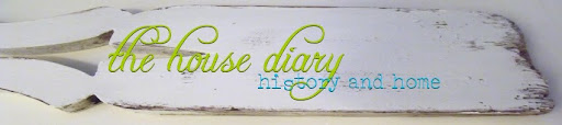 {  the house diary  }
