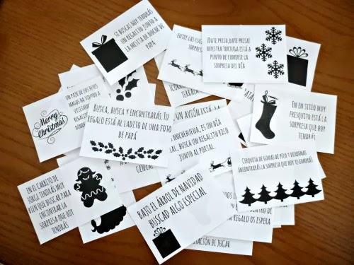 Sueños De Craft Diy Calendario Juego De Adviento