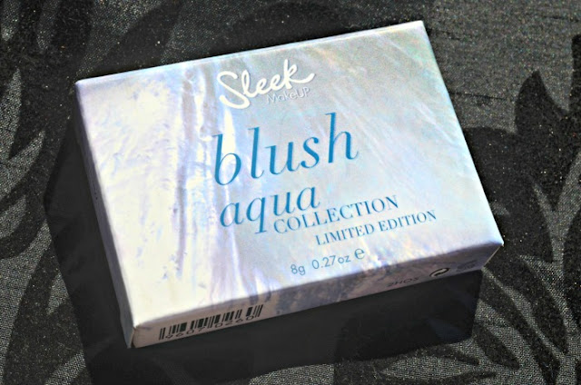 Image of the Sleek blusher inside the box