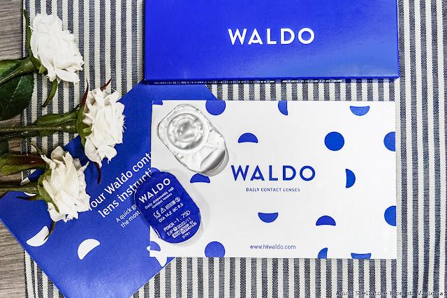 waldo contact lenses collaborazione