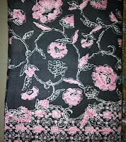 Kain Batik Prima 4918 Hitam