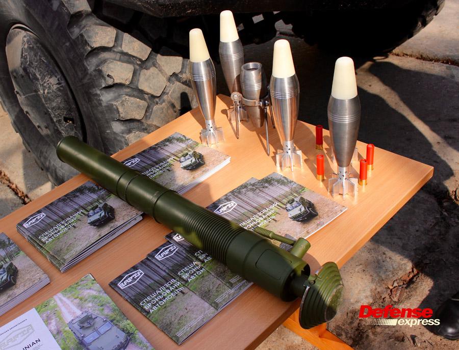 Приватні оборонні підприємства представили пропозиції для Сил спецоперацій ЗС України