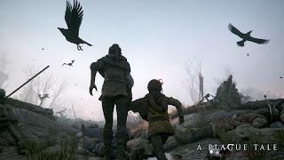 A Plague Tale: Innocence Xbox One Wallpaper
