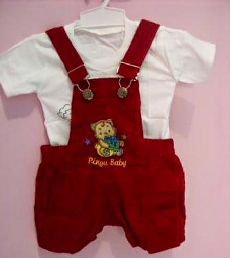 model baju bayi umur 8 bulan