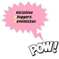 Iniciativa Bloggers Feministas Banner Rosa