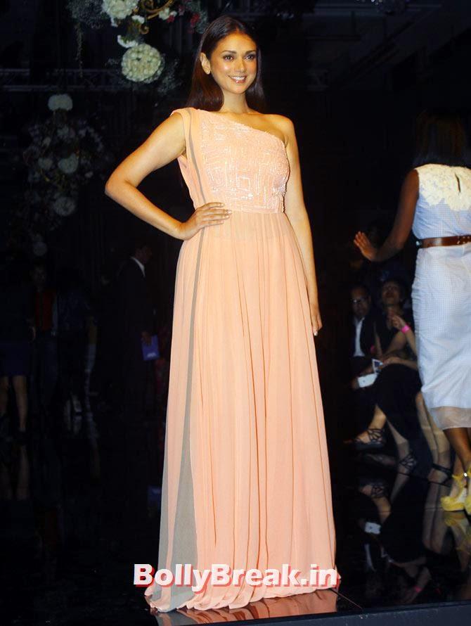 Aditi Rao Hydri, LFW 2014 Pics  - Lakme Fashion Week 2014 Photo Gallery