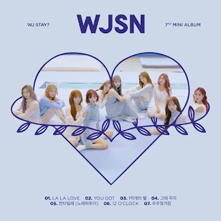 WJSN (Cosmic Girls) - WJ STAY? Albümü