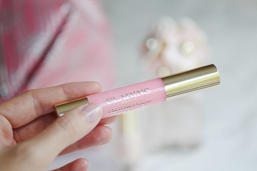clarins Crayon Lip Balm #My Pink