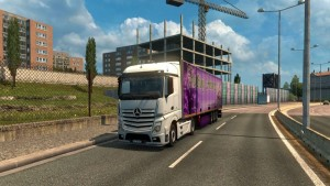 Truck – Mercedes MP4 [Reworked] V 1.2