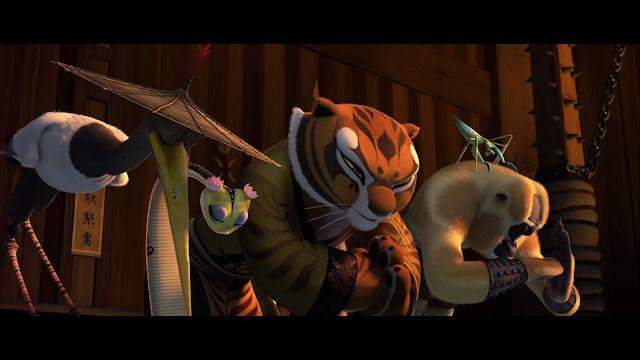 Kung Fu Panda 3 - Latino - 1080p - Captura 3