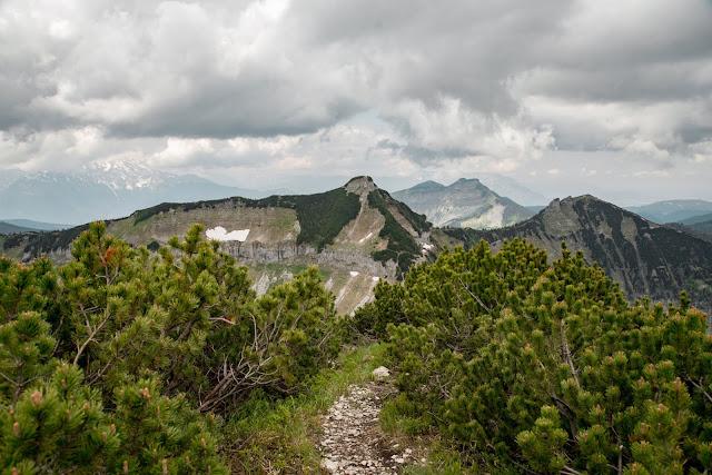 Von Hintersee aufs Gennerhorn  Wandern Fuschlseeregion  Osterhorngruppe 11