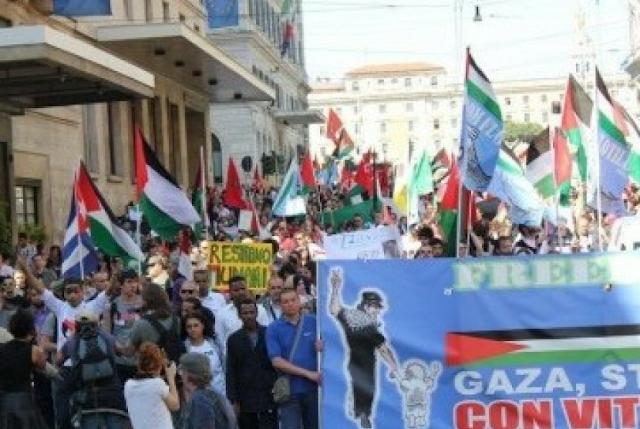 Warga Palestina Siap Korbankan Diri untuk Yerusalem