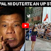 SINUPALPAL NI PRES. DUTERTE ANG UP STUDENTS NA NAGWALK-OUT!