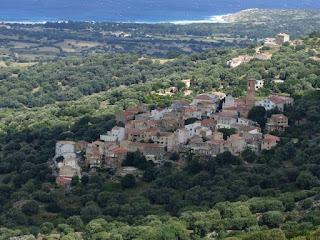 Aregno - Corse - France - Balagne