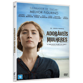 Adoráveis Mulheres chega nas plataformas digitais e DVD