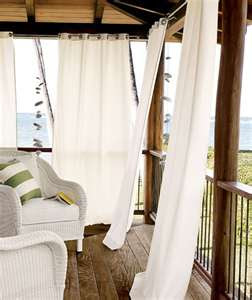 Sew Passionate Outdoor Drapery Panels