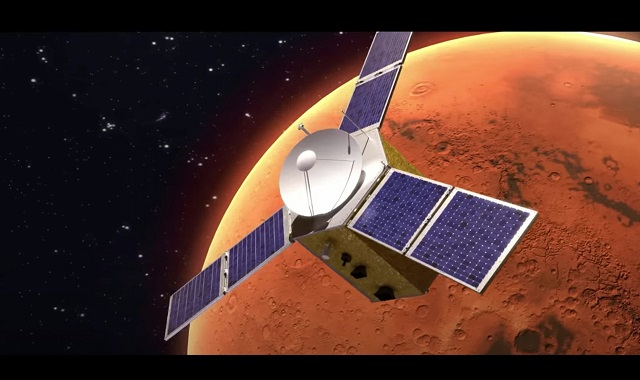 The United Arab Emirates to launch its first mission to Mars