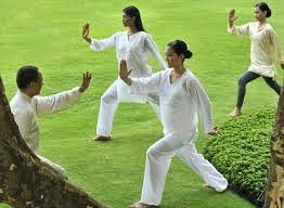 Tai Chi Membuat Sehat, Cantik dan Langsing