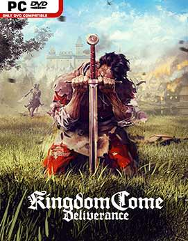 Kingdom Come - Deliverance CODEX Jogos Torrent Download capa