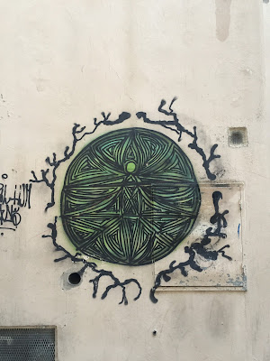 Padova Street Art - Ball of confusion