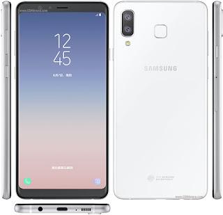 Spesifikasi Samsung A8 galaxy Star Dual Kamera RAM 6GB