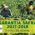 PROGRAMA GARANTIA SAFRA 2017/2018