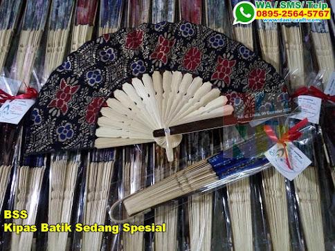 Harga Kipas Batik Sedang Spesial