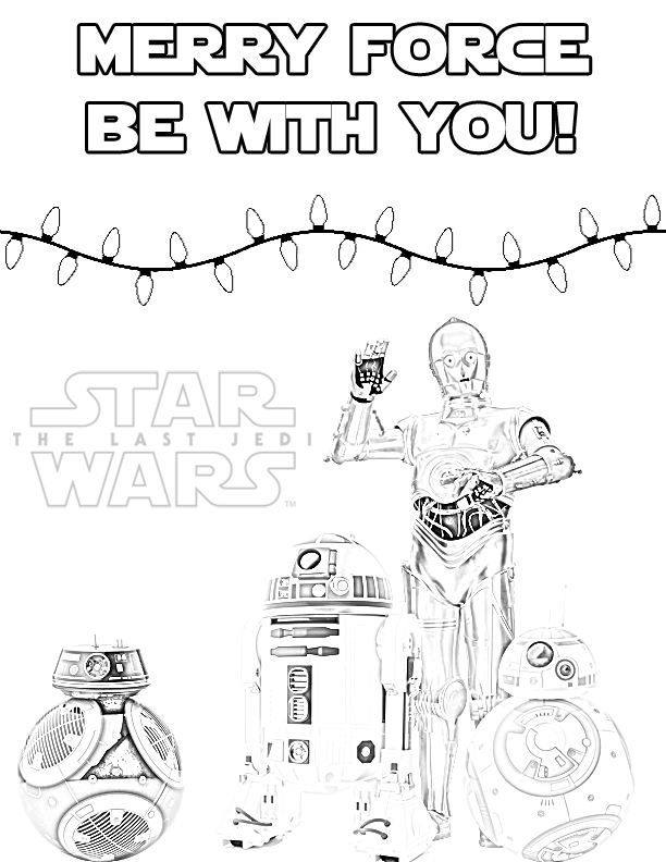 Star Wars Free Printables The