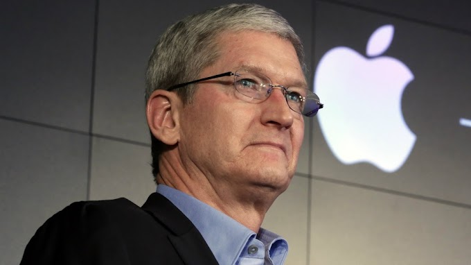 Apple cuts Tim Cook's pay 15% for missing sales goals
