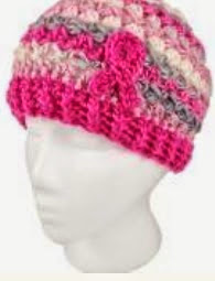 http://www.craftsy.com/pattern/crocheting/accessory/breast-cancer-awareness-beanie---free/81878